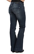 Rock & Roll Denim Women's Basic Pocket Trouser