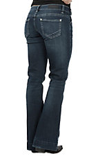 Rock & Roll Cowgirl Women's Basic Pocket Trouser