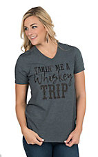 Women's Whiskey Trip T-Shirt