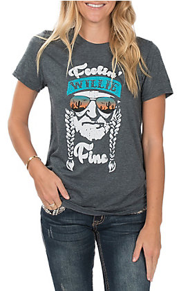 Women's Feeling Willie Fine T-Shirt