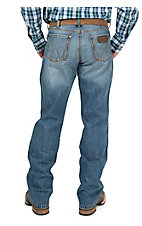 Wrangler Retro Men's Tyler Wash Relaxed Fit Boot Cut Jean