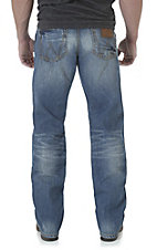 Wrangler Retro Men's Vintage Wash Boot Cut Jean