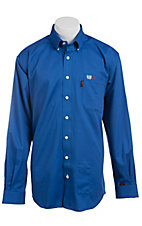 Cinch Men's Flame Resistant Solid Workshirt WLW3001011