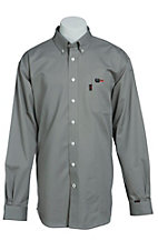 Cinch Men's Flame Resistant Solid Workshirt WLW3001019