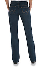Wrangler Q-Baby Mid Rise Tuff Buck Stretch Jean
