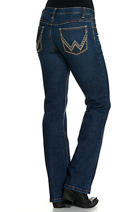 Wrangler Women's Ultimate Riding Low Rise Shiloh Jeans