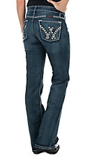 Wrangler The Ultimate Riding Jean Women's Shiloh Boot Cut Jean