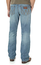 Wrangler Men's Retro Evanston Relax Fit Boot Cut Jeans