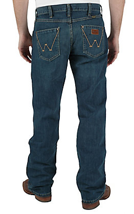 Wrangler Retro River Wash Boot Cut Jean