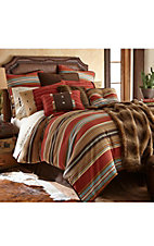 HiEnd Accents Calhoun Serape Bedding Set - King