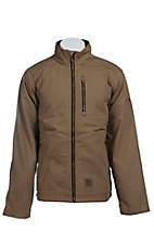 Cowboy Work Wear Men's Khaki Jacket