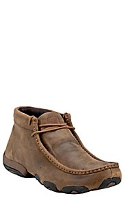 Boots Mens Bomber Loafers