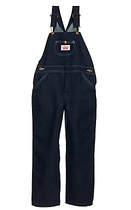 Round House Youth Denim Overalls Sizes 4-7
