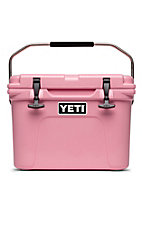YETI Pink Roadie 20 Cooler